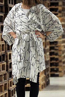 Kimonon ompeluohje