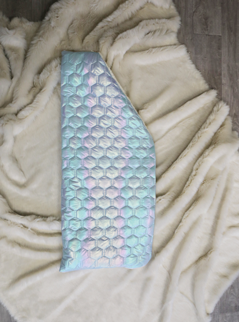 Vauvan makuupussi ompeluohje