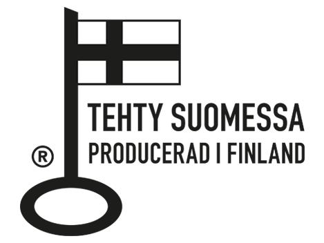 Avainlippu tehty suomessa